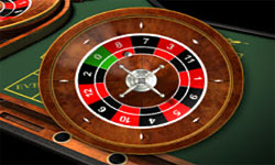 Roulette Flash Game